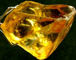 CITRINE A GRADE ROUGH 18.7 CTS [F288]