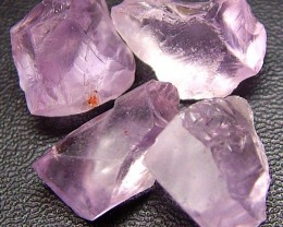 PINK AMETHYST [ROSE DE FRANCE] ROUGH 28.15 CTS  [F1184 ]