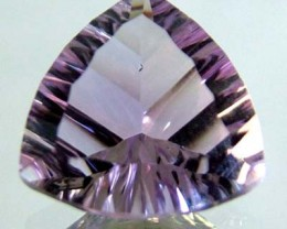 VS PINK AMETHYST  [ROSE DE FRANCE]   8.05 CTS  [S4665 ]