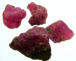 BURMA RUBY ROUGH RICH RED (PARCEL) 16.35 CTS RG-1175