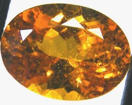 SPESSARTITE GARNET FACETED STONE 1.70 CTS PG-217