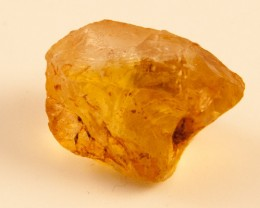 A GRADE CITRINE ROUGH NATURAL 18CTS JW-175