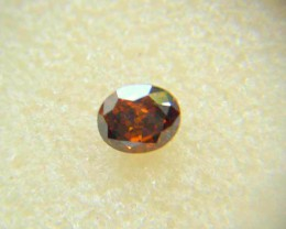 NATURAL -VERY RARE-REDBROWN-DIAMOND-0.89CTWSIZE-1PCS