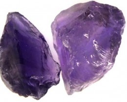 AMETHYST NATURAL ROUGH 28 CTS LG-871