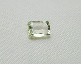 7x5mm 100% Natural Scapolite Facet Stone J935