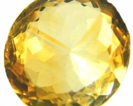 [SG] VVS LARGE BI COLOUR CITRINE STONE 16.30  CTS [S988]