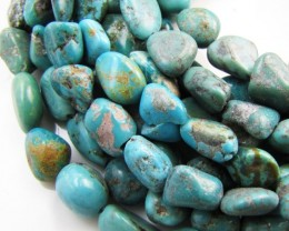 180 Cts One  Natural  Turquoise Strand   GG1917 ML