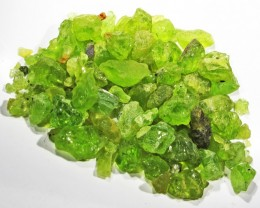 120.00 CTS ARIZONA PERIDOT ROUGH  PARCEL USA [F4812]
