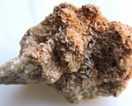 186g DOLOMITE WITH CHALCOPYRITE SPECIMEN FROM CAMARGO SPAIN (IT46)