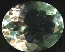 GREEN AMETHYST VS [PRASIOLITE] FROM BRAZIL 3.6 CTS [S2392 ]