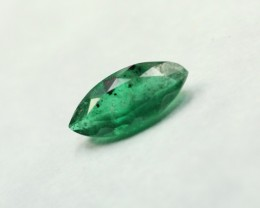 EMERALD MARQUISE SHAPED GEM