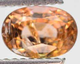 Super Rare Orange Tanzanite 1.41 ct Unheated and Untreated SKU-2