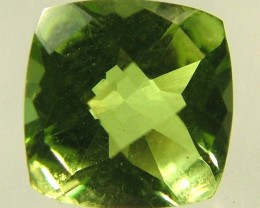 FACETED QUARTZ NATURAL STONE 2.40 CTS FN 3619 (TBG-GR)