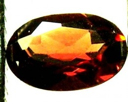 GARNET FACETED NATURAL STONE 0.45 CTS FN 4191  (TBG-GR)