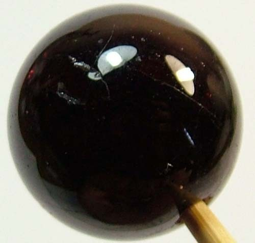 GARNET NATURAL BEAD DRILLED 20 CTS NP-1417