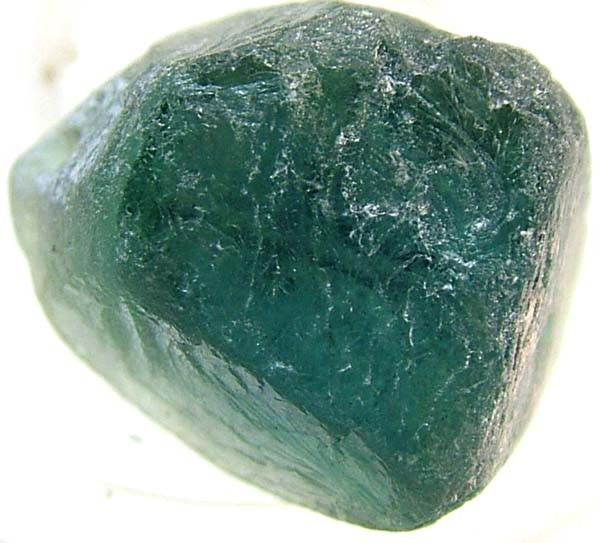 FLOURITE BEAD, DRILLED 38 CTS NP-1298