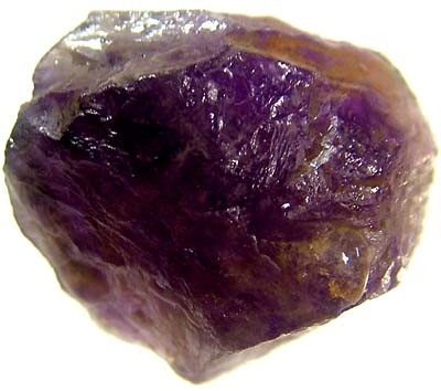 NATURAL AMETHYST ROUGH BEAD 39 CTS TBG-1789