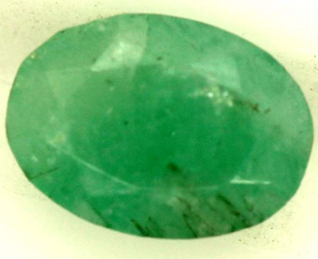 FACETED  EMERALD 0.70CTS ADG-685