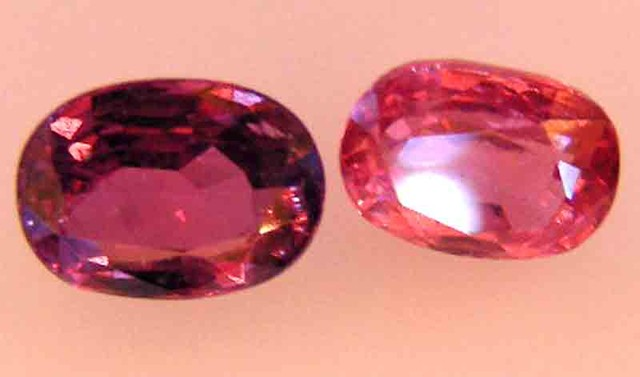 PRECIOUS PINK SAPPHIRE  1.53 CTS   90117