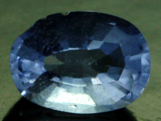 0.54 CTS CERTIFIED HACKMANITE GEMSTONE / SODALITE [SDH1]