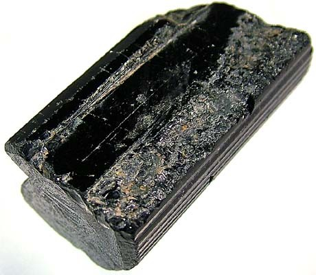 TOURMALINE BLACK NATURAL 170 CTS TBG-1821